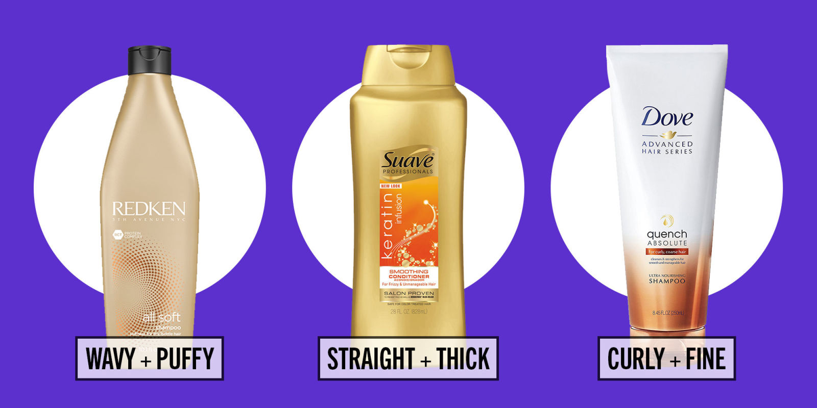 The Best Shampoo For Curly Wavy Straight Hair The Best