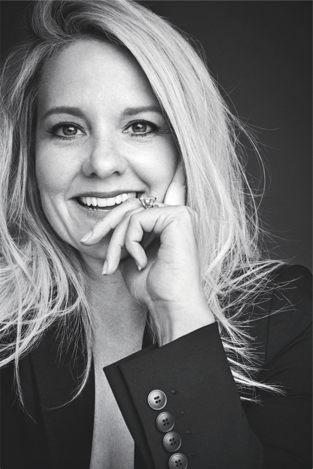 Meet Gwynne Shotwell, the Woman Who Could Take Us to Mars