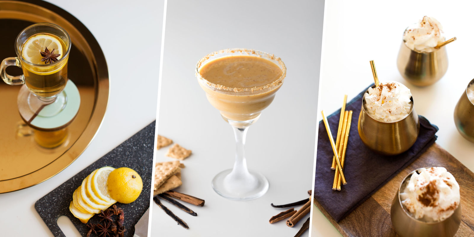 20 cozy thanksgiving cocktail recipes to drink on for Thanksgiving drinks alcoholic recipes