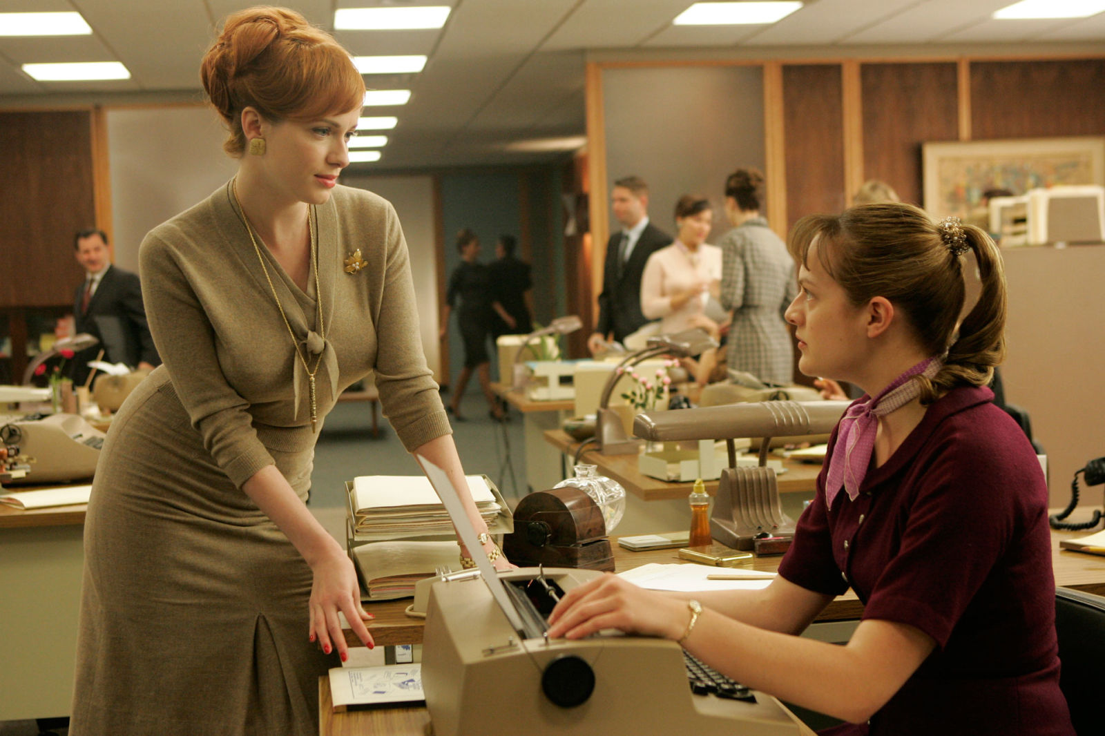 Best Fashion Moments In Mad Men
