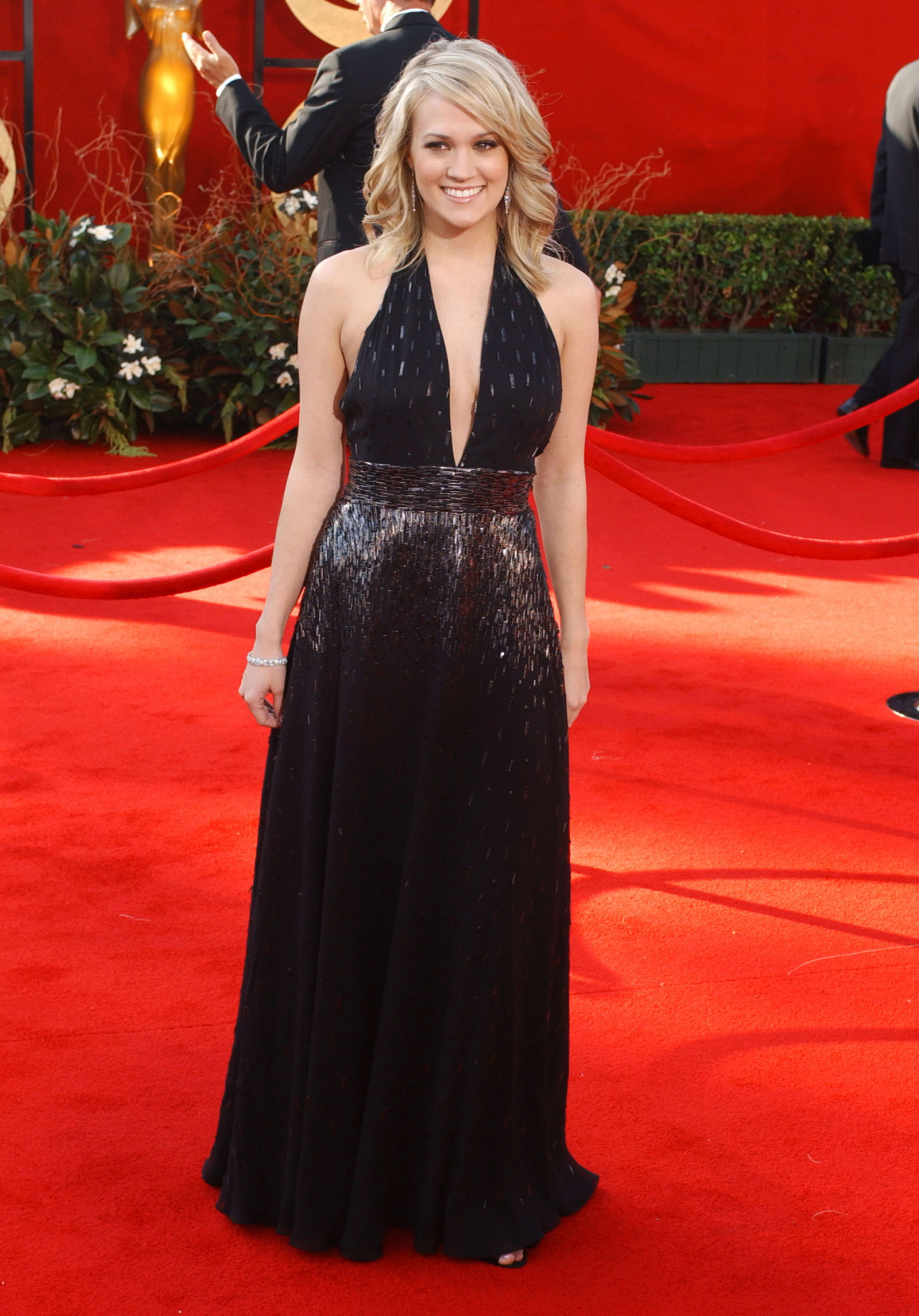 Carrie Underwood Red Carpet Style Fashion Photos Of