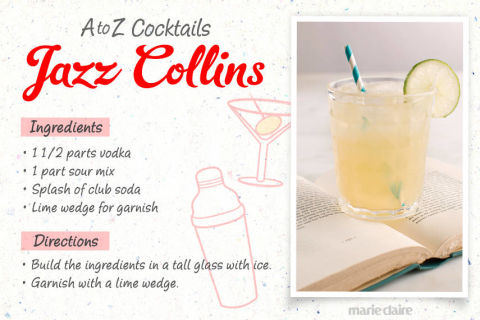 how to make easy cocktail drinks