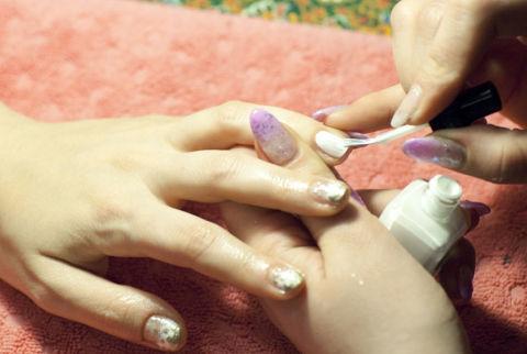 new year's eve nail art ideas  easy nail art designs