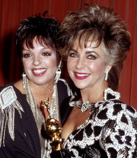 Fabulous Elizabeth Taylor Fashion Pictures Through The Years Photos Of Short Hairstyles Gunalazisus