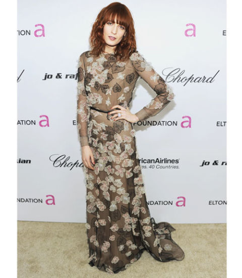 florence welch style fashion tips from singer florence welch