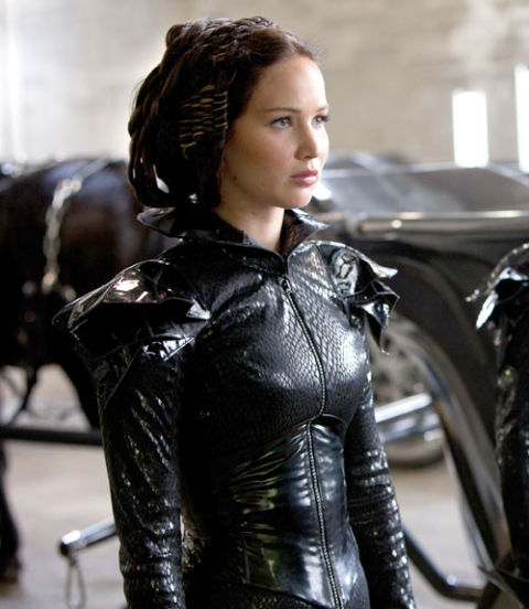 Katniss Everdeen Hair Color In The Movie Hunger games hair - pictures ... Katniss Everdeen Haircut