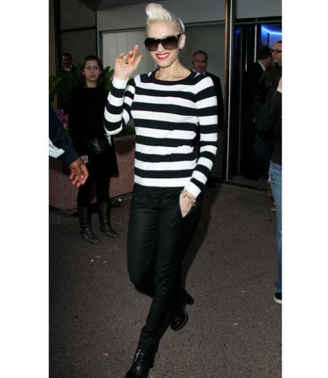 Gwen Stefani Style - Gwen Stefani Street Fashion Pictures
