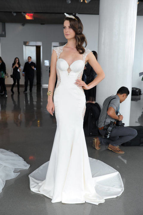 Galia Lahav Spring 2015 bridal collection