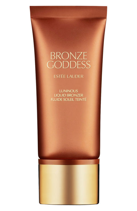 Great for all skin tones, this oil-free blend of bronzing pigments smoothes on a sheer and gives you a J.Lo glow. $58.29; amazon.com