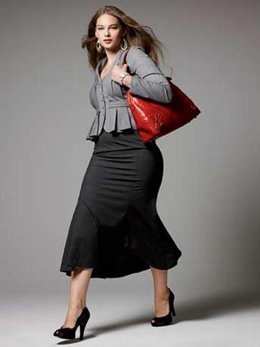 Fashion For A Curvy Figure