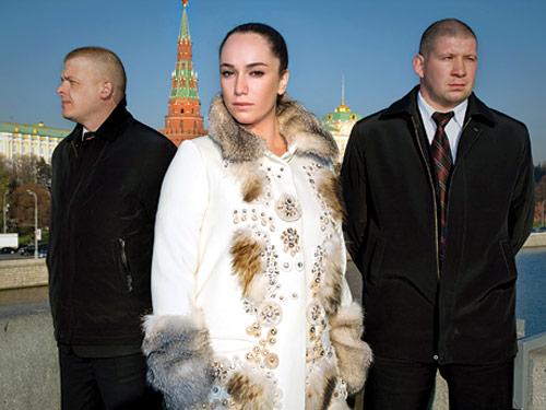 Katia Verber Russian Billionaire - Alla Verber's Daughter Jennifer Lawrence Mother