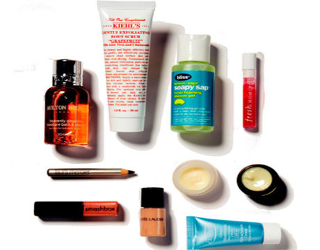 Free Beauty Products - Free Sample Size Products
