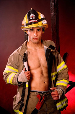 Firefighter Flirting Tips   Picking Up Firefighters Marie Claire