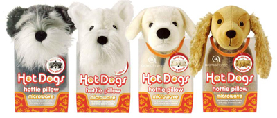 Aromatherapy Animal Pillow : Dogs Aromatherapy Stuffed Animals from Aroma Home