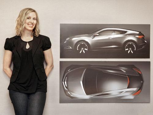 Michelle Christensen Profile - Senior Designer for GM
