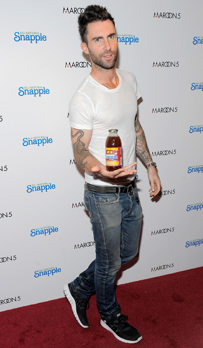 Adam levine on personal style and fashion week maroon 5 adam levine