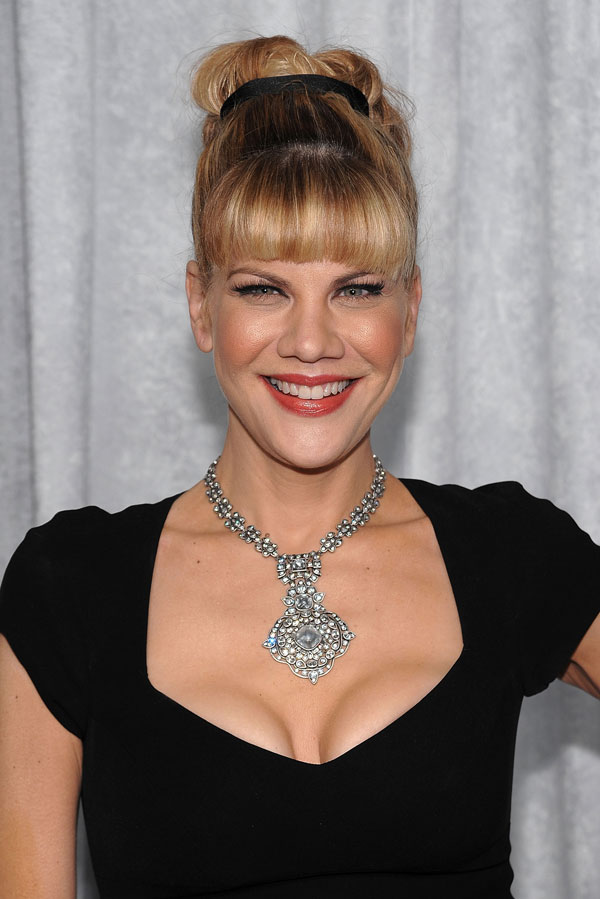 Kristen Johnston Inter...