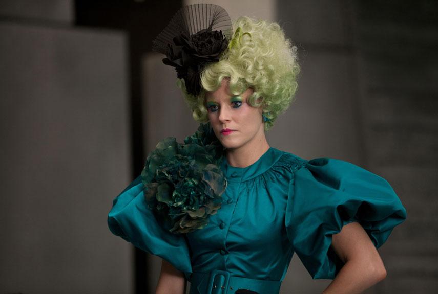 The Looks of Effie Trinket | Fandango