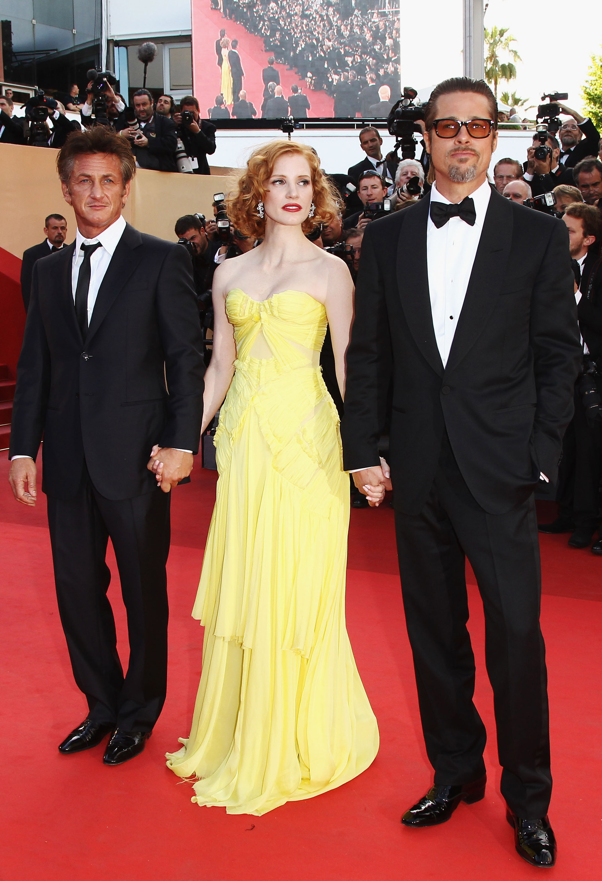 Jessica Chastain Best Red Carpet Moments Jessica