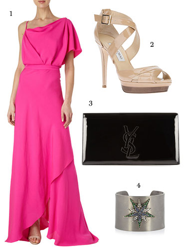 What To Wear To a Black Tie Wedding Dress Code for Black Tie