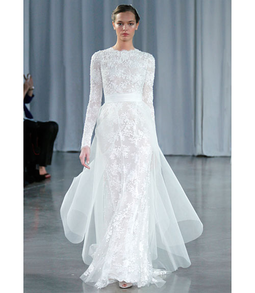 15 beautiful wedding gowns dresses that inspire for Dolce and gabbana wedding dresses