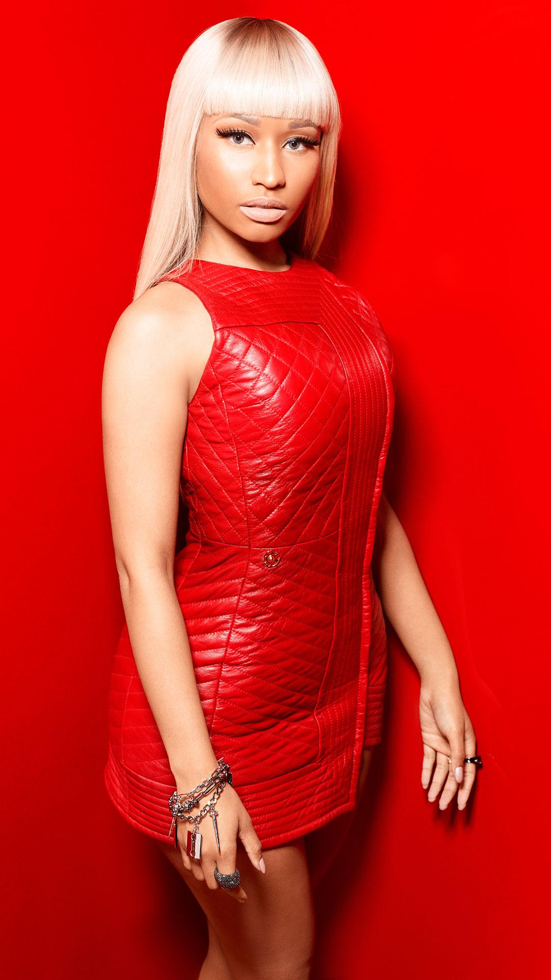 Nicki Minaj Photo Shoots