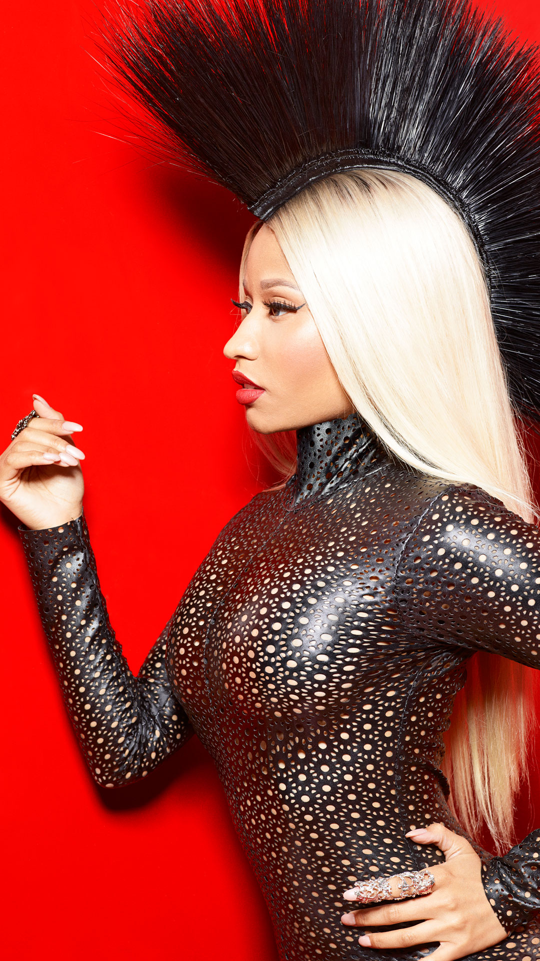 Nicki Minaj Pictures - Nicki Minaj Fashion Photo Shoot