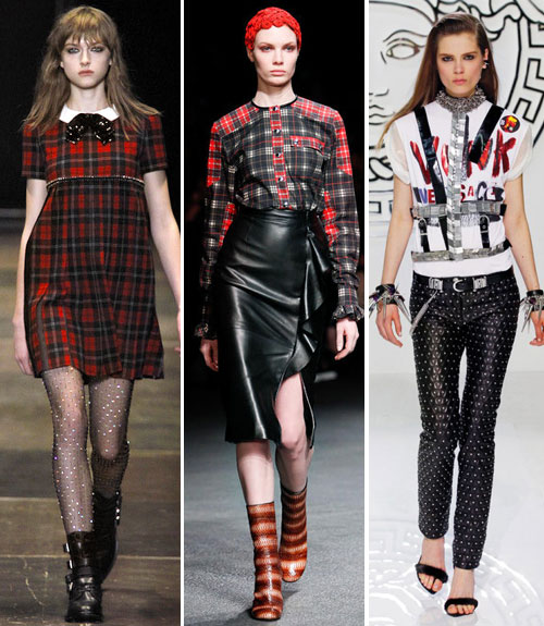 Punk Trend Fall 2013 Best Punk Pieces For Fall 2013