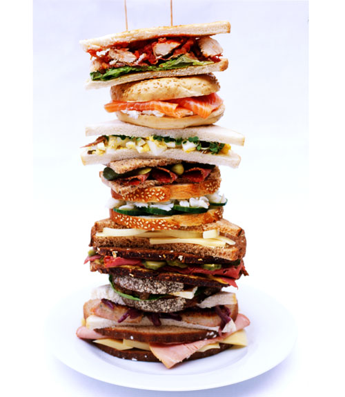 300 sandwiches article Share or comment on this article: 300 sandwiches, the book stephanie smith's 'joke' blog lands major publishing deal e-mail most watched news videos.