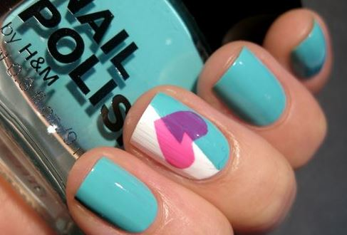 20 Anti-Valentine's Day Nail Art Ideas (PHOTOS)