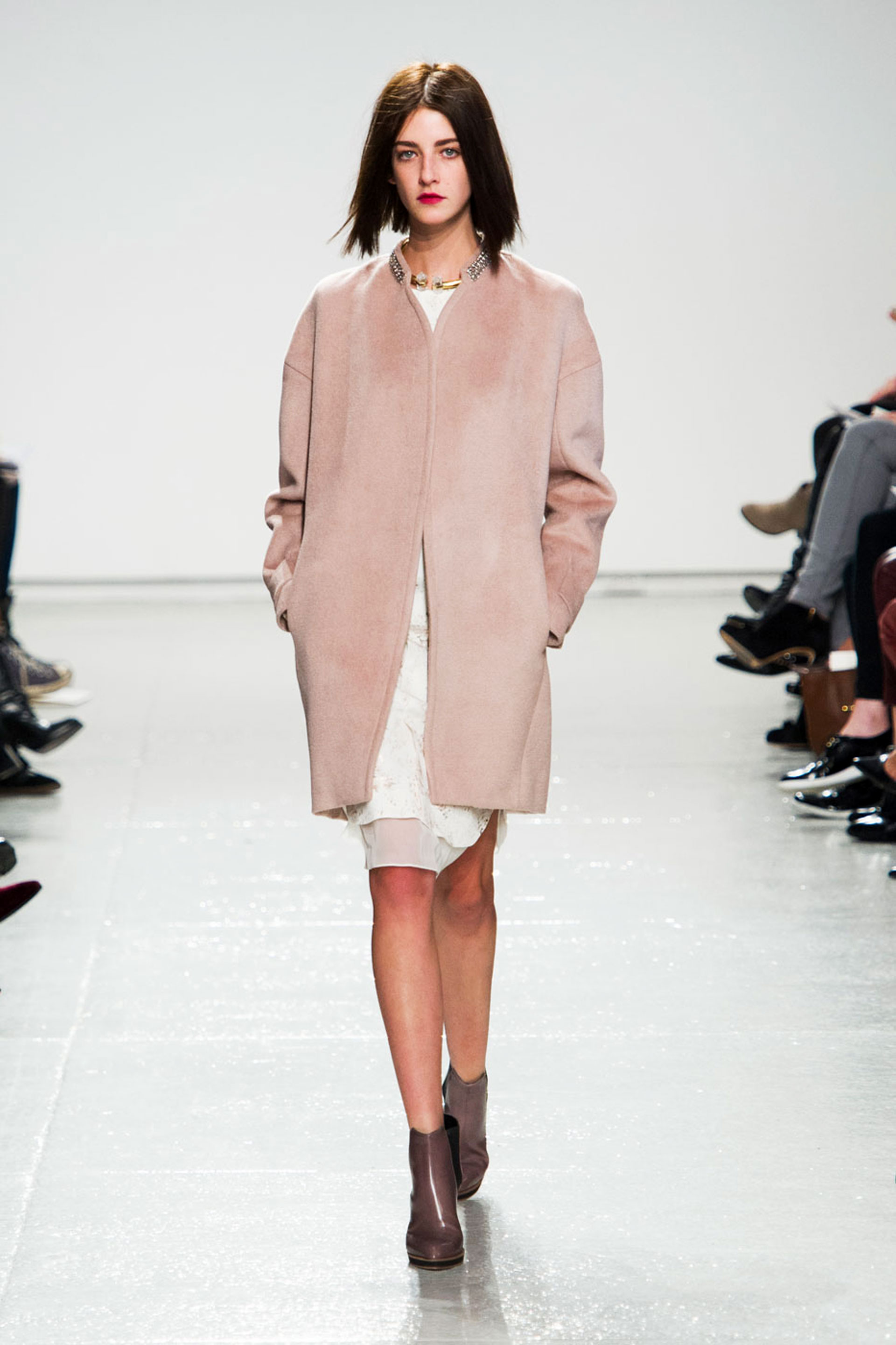New York Fashion Week Fall 2014 Trends