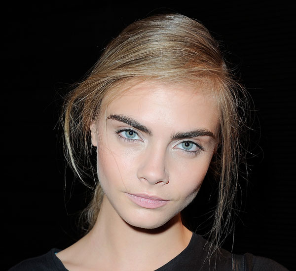 Cara Delevingne Brow Tutorial Eyebrows