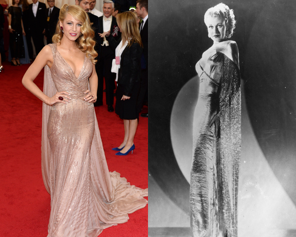 Fashion old hollywood glamour dresses