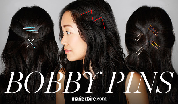 Hairstyles For Short Hair Using Bobby Pins: Ideas For Hairstyles With Bobby Pins
