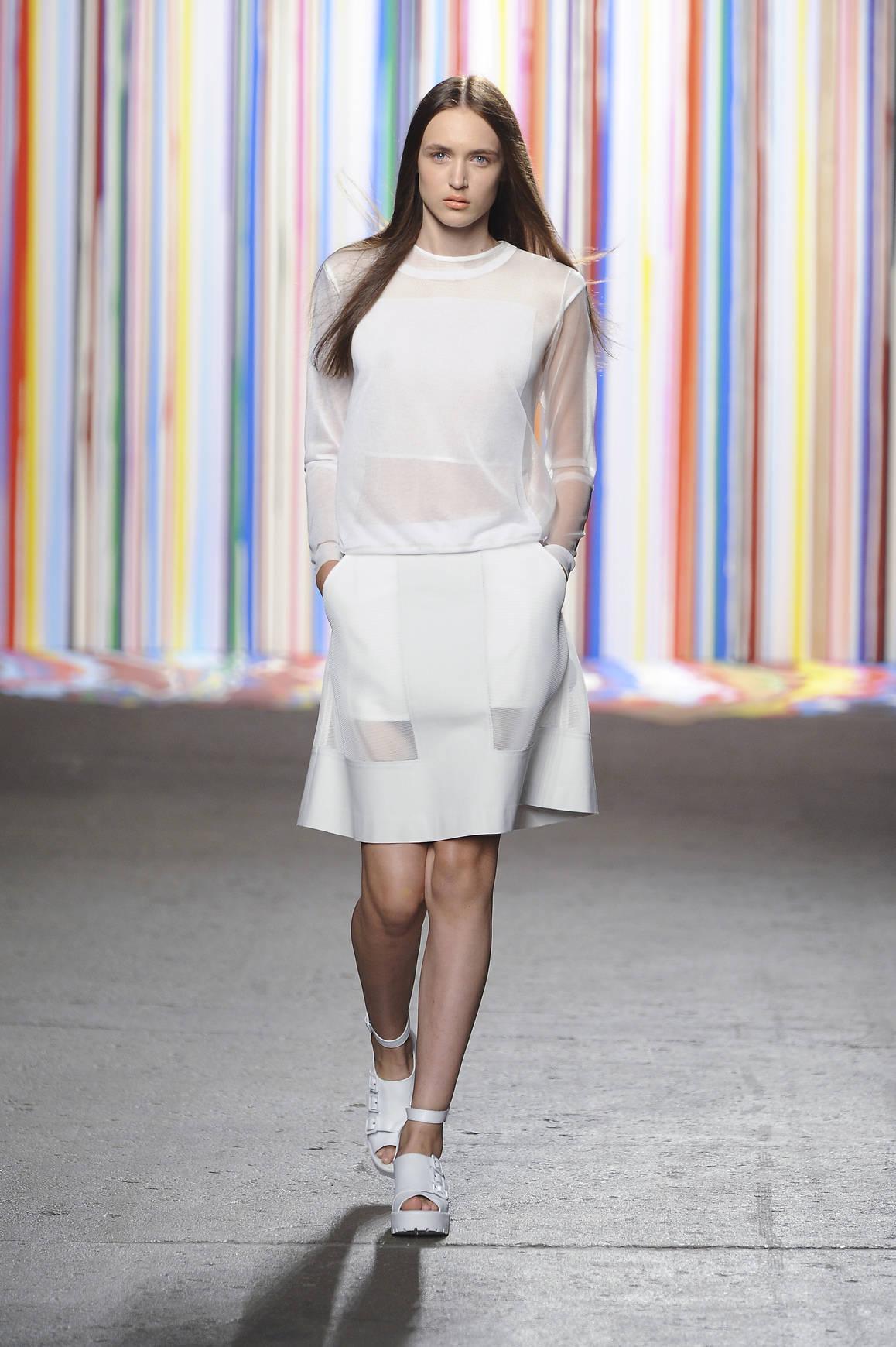 New York Fashion Week Spring 2015 Trends