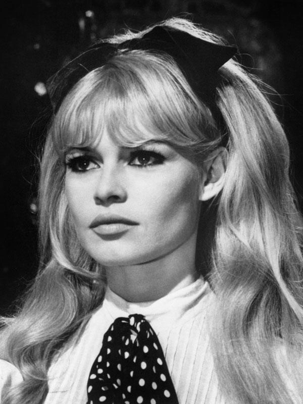 Admirable Brigitte Bardot Hairstyles Brigitte Bardot Best Hair Looks Short Hairstyles For Black Women Fulllsitofus