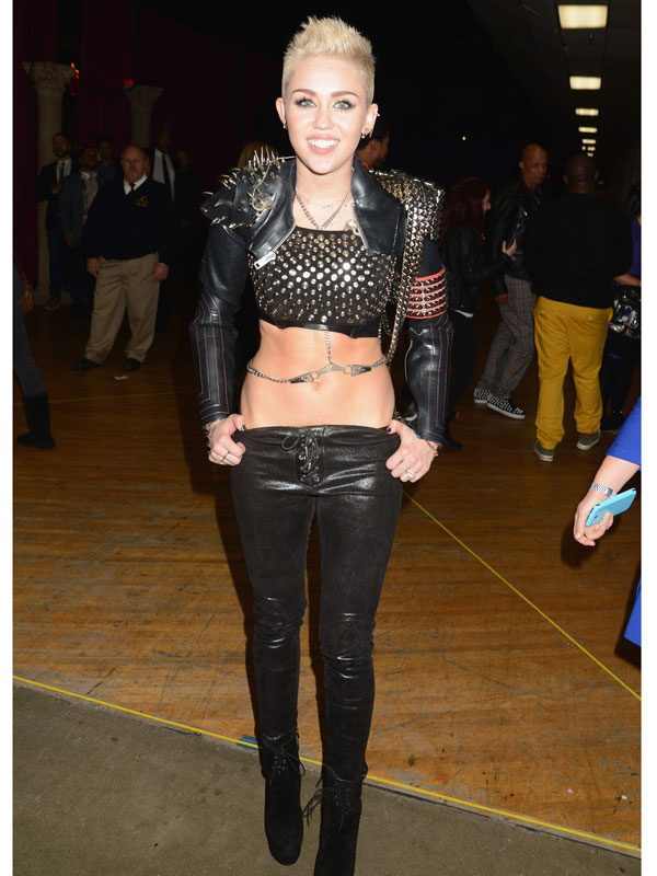 Miley Cyrus' Craziest Outfits - Miley Cyrus Style