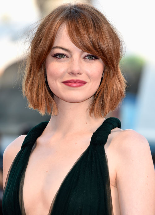 Marvelous Lobs We Love In 2017 30 Best Lob Haircut Ideas Hairstyle Inspiration Daily Dogsangcom