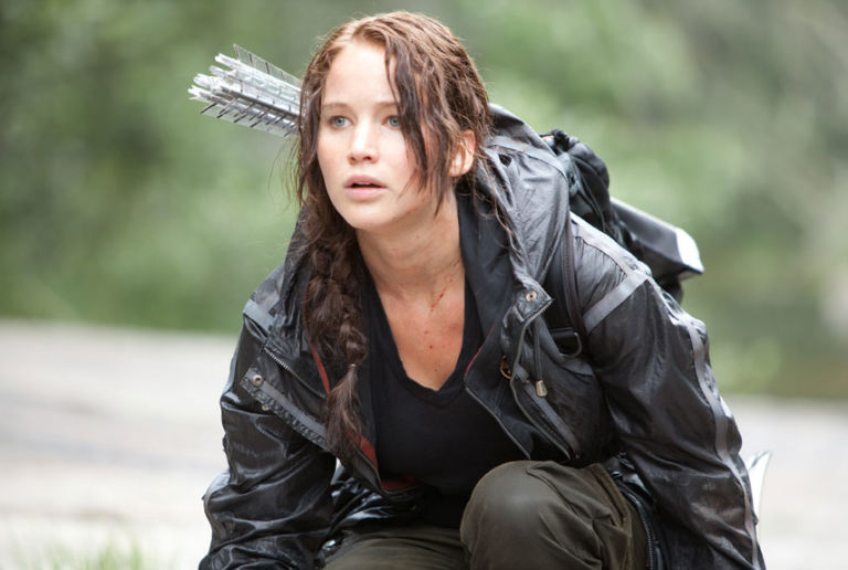 Fantastic Hunger Games Hair Pictures Of The Hunger Games Hairstyles Short Hairstyles Gunalazisus