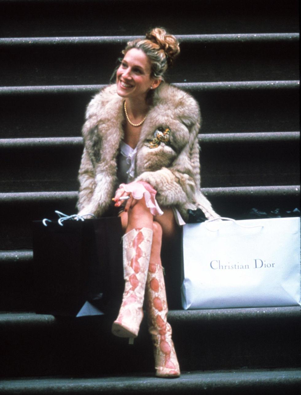 Carrie Bradshaw Carrie Bradshaws Shoes Sjp Best Shoes
