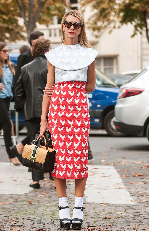 Miroslava Duma Fashion Blog
