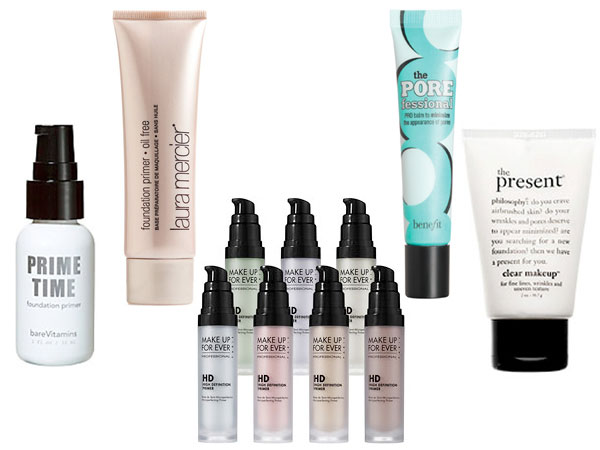 The 5 Best Primers for Long-Lasting Summer Makeup