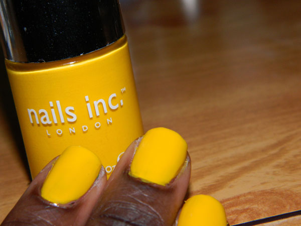 Yellow Nails - Yellow Polish for Spring