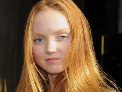 Best Light Red Hair Colors - Pictures of Celebrities with Light ...