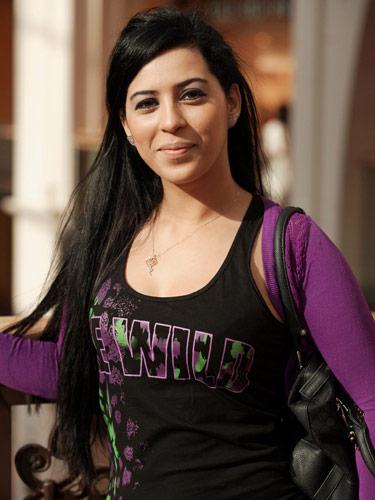 Dubai hot women