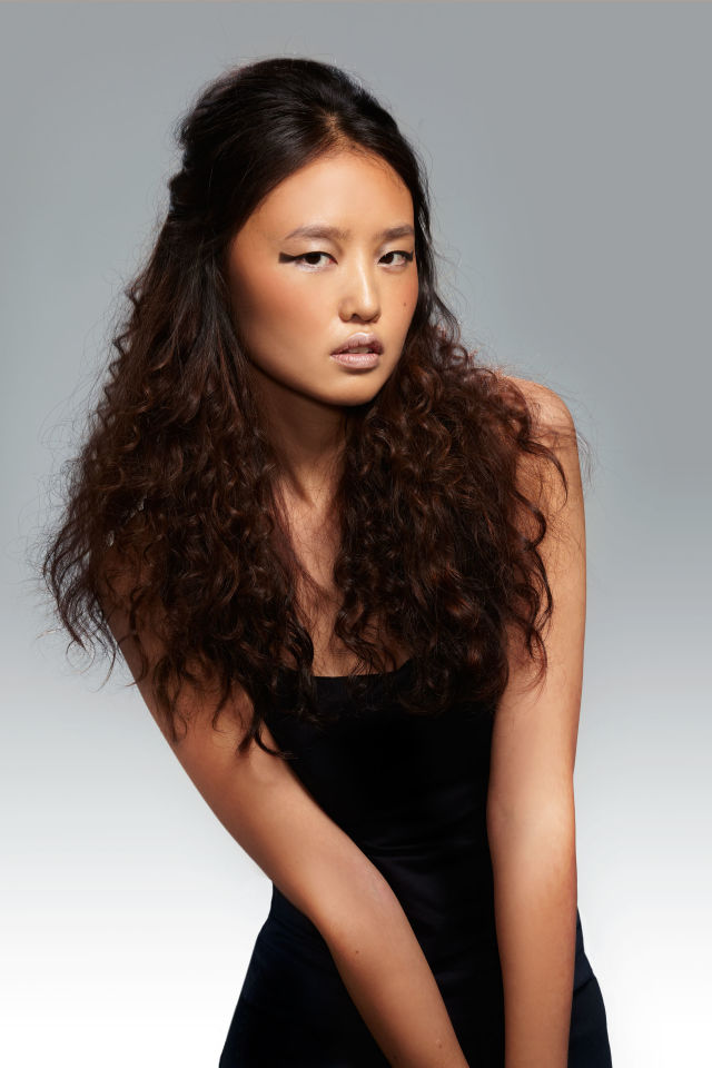 Asian Long Hair Style 102