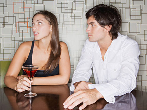 Image result for woman on bad date