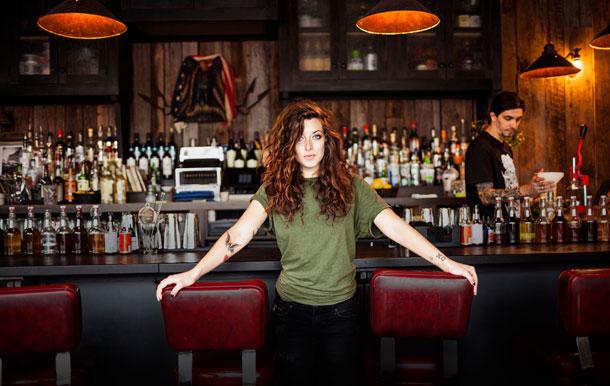 bartender porn